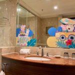 黃金海岸酒店PeppaPig主題房浴室